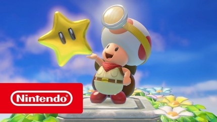 Captain Toad: Treasure Tracker [Switch]
