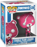 Фигурка Funko POP Games: Fortnite – Cuddle Team Leader (9,5 см)