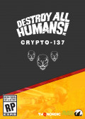 Destroy All Humans!. Crypto-137 Edition [Xbox One]