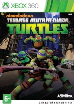 Teenage Mutant Ninja Turtles [Xbox 360]