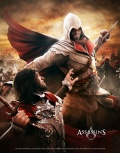 Плакат Assassin's Creed. Death from Above (100 см)