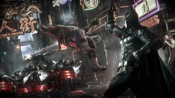 Batman: Рыцарь Аркхема (Batman: Arkham Knight) [PS4]