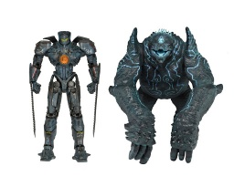 Набор фигурок Pacific Rim Gipsy vs. Leatherback 2 Pack (18 см)