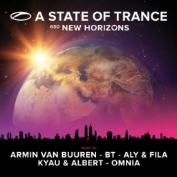 Сборник. A State Of Trance 650. New Horizons  (5 CD)