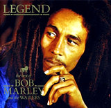 Bob Marley & The Wailers. Legend