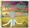 Скетчбук Rick And Morty: Рик в поле