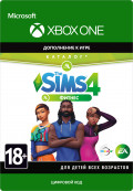 The Sims 4: Fitness Stuff. Дополнение [Xbox One, Цифровая версия]