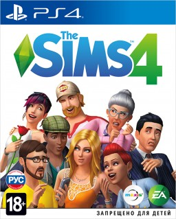 The Sims 4 [PS4] – Trade-in | Б/У