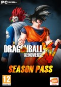 Dragon Ball Xenoverse. Season Pass  [PC, Цифровая версия]