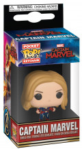 Брелок Funko Pocket POP: Captain Marvel – Captain Marvel