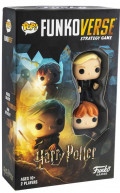 Настольная игра Funko POP Funkoverse Strategy Game: Harry Potter 101. Дополнение