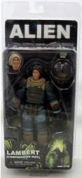 Фигурка Aliens: Series 11 – Lambert In Compression Suit (18 см)