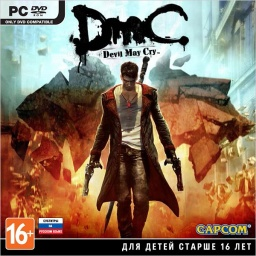 DmC Devil May Cry [PC-Jewel]