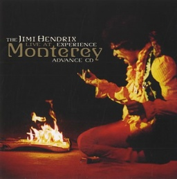 The Jimi Hendrix Experience. Live At Monterey (LP)