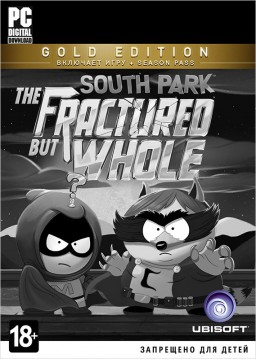 South Park: The Fractured but Whole. Gold Edition [PC, Цифровая версия]