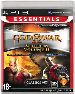 God of War. Collection 2 (Essentials) [PS3]