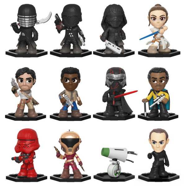 Фигурка Funko POP: Star Wars Rise of Skywalker – Mystery Minis Blind Box (1 шт. в ассортименте)