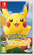 Pokemon: Let's Go: Pikachu! [Switch]