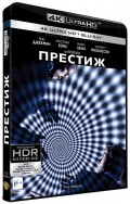 Престиж (Blu-ray 4K Ultra HD + 2 Blu Ray)