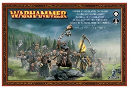 Набор миниатюр Warhammer 40,000. Empire Flagellants Warband