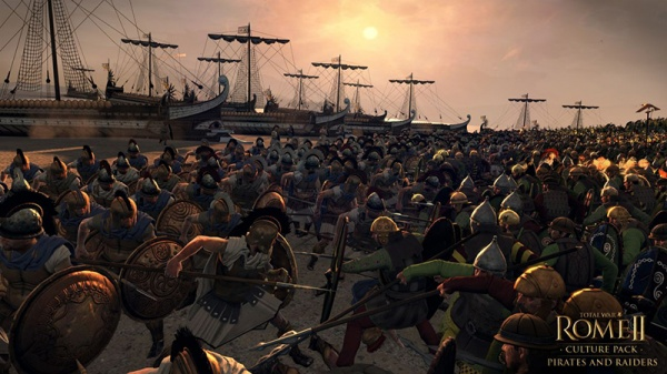 Total War: Rome II. Набор дополнительных материалов. Культура: Пираты и разбойники [PC, Цифровая версия]