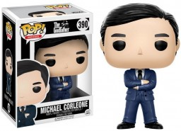 Фигурка Funko POP Movies: The Godfather – Michael Corleone (9,5 см)