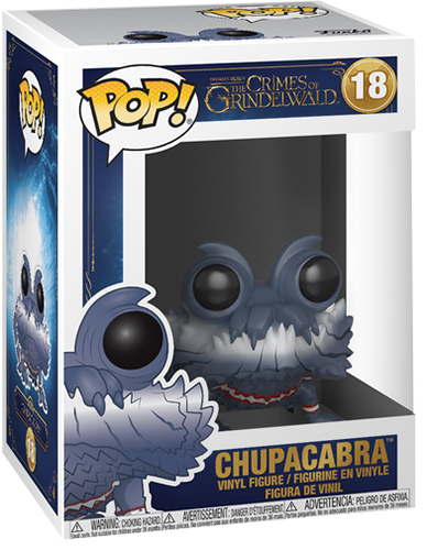 Фигурка Funko POP Movies: Fantastic Beasts 2: The Crimes Of Grindelwald – Chupacabra (9,5 см)