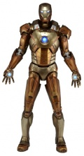 Фигурка Avengers. 1/4 Iron Man Mark XXI Midas Version (Gold Armor) (46 см)
