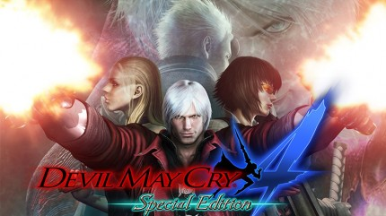 Devil May Cry 4. Special Edition