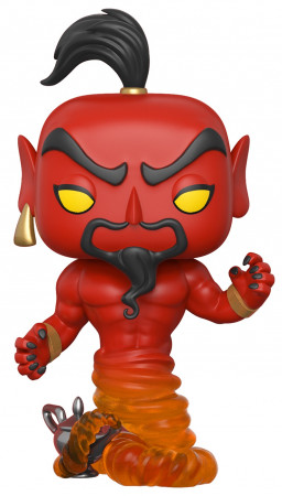 Фигурка Funko POP: Disney Aladdin – Red Jafar As Genie (9,5 см)