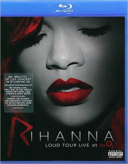 Rihanna. Loud Tour Live At The O2 (Blu-ray)