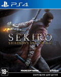 Sekiro: Shadows Die Twice [PS4] – Trade-in | Б/У