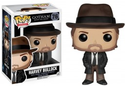 Фигурка Funko POP Heroes Gotham Before The Legend: Harvey Bullock (9,5 см)
