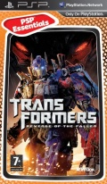 Transformers: Revenge of the Fallen (Essentials) [PSP]