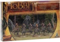 Набор миниатюр The Hobbit. Hunter Orcs on Feell Wargs