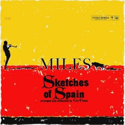 Miles Davis – Sketches Of Spain (LP)