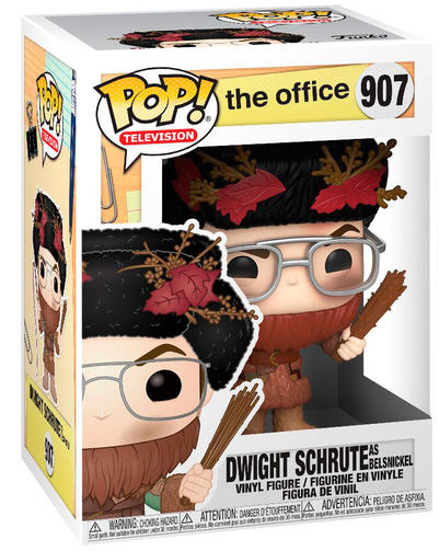 Фигурка Funko POP Television: The Office – Dwight Schrute As Belsnickel (9,5 см)