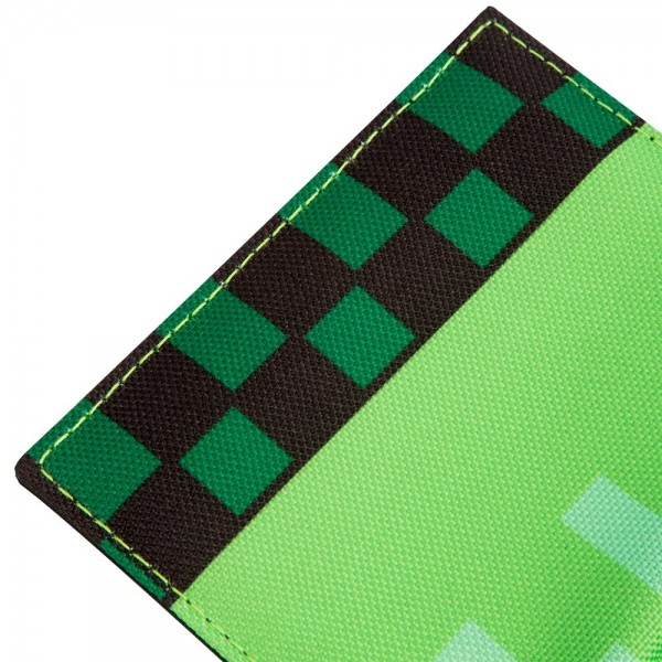 Кошелек Minecraft: Pocket Creeper Tri-Fold