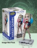 Фигурка-башкотряс Suicide Squad: Harley Quinn Head Knocker (20 см)