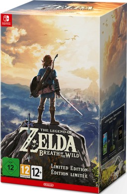 The Legend of Zelda: Breath of the Wild. Ограниченное издание [Switch]