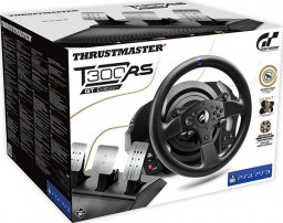 Гоночный руль Thrustmaster T300 RS Gran Turismo Edition EU Version для PS4 / PS3