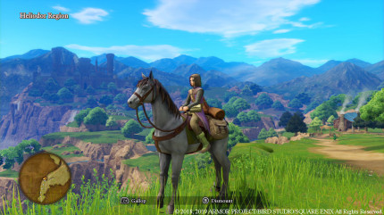 Dragon Quest XI S: Echoes of an Elusive Age. Definitive Edition [Switch]