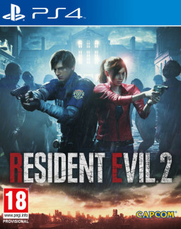 Resident Evil 2: Remake [PS4] – Trade-in | Б/У
