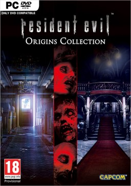 Resident Evil Origins Collection [PC-Jewel]