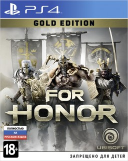 For Honor. Gold Edition [PS4]