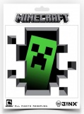 Наклейка Minecraft. Creeper Inside Sticker (12 см)