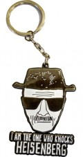 Брелок Breaking Bad. Heisenberg Keychain