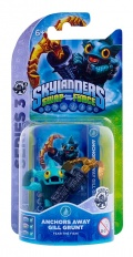 Skylanders. Swap Force. Интерактивная фигурка Anchors Away Gill Grunt [PS3 и Xbox 360]