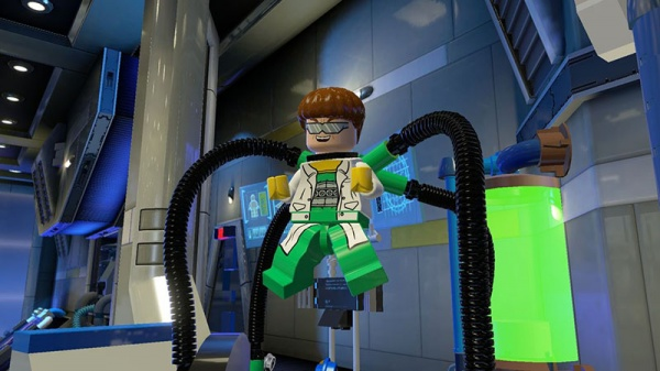 LEGO Marvel Super Heroes [Xbox One]