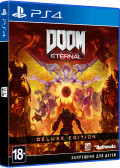 DOOM Eternal. Deluxe Edition [PS4]